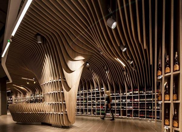 Las 12 vinotecas m s incre bles del mundo the big wine - Diseno de vinotecas ...
