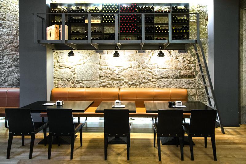 Las 12 vinotecas m s incre bles de espa a y portugal - Como montar una vinoteca ...