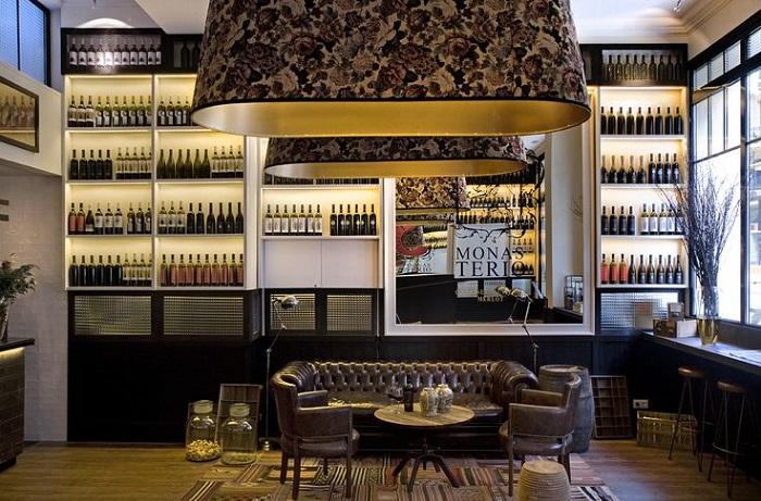 Las 12 vinotecas m s incre bles de espa a y portugal vinopack - Como montar una vinoteca ...