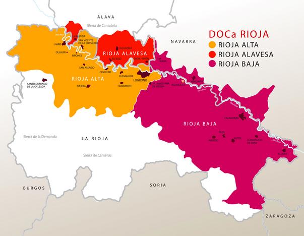 17 Mapas de Vinos de Espaa  vinopack