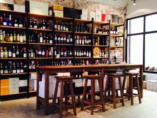 10 bonitas vinotecas de buenos aires que no te puedes - Vinotecas de madera ...