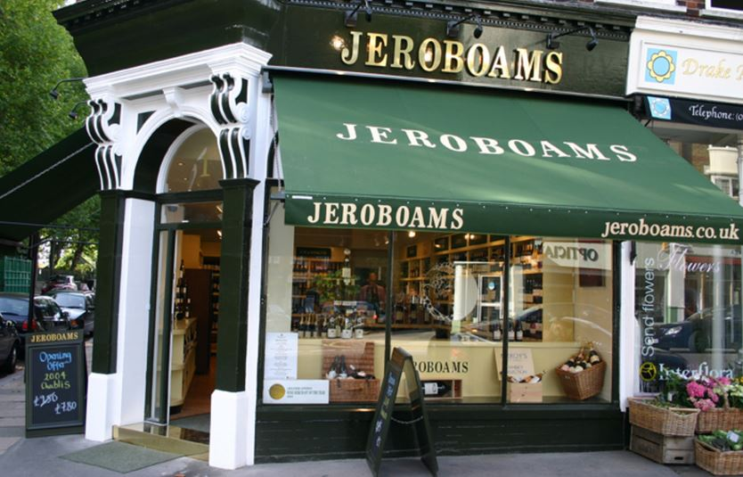 jeroboams-london