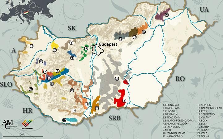 mapa-hungria