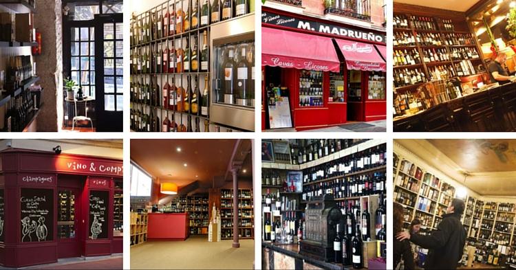 las mejores tiendas de vinos de madrid vinopack
