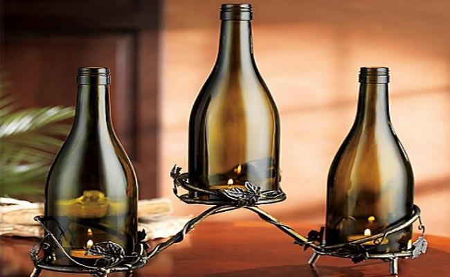 botellas-candelabros